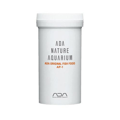 ADA Nature Aquarium AP-1 Fish Food 15g - Nature Aquariums
