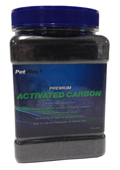 Premium Activated Carbon 500g - Nature Aquariums