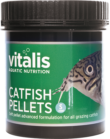 Vitalis Catfish Pellets S 300g - Nature Aquariums