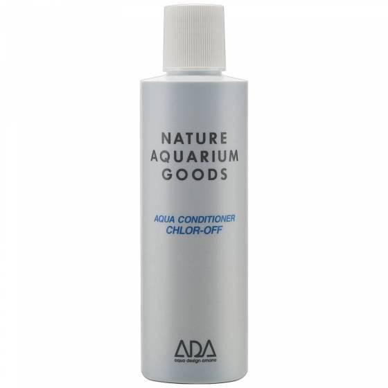 ADA Aqua Conditioner Chlor-Off 250ml - Nature Aquariums