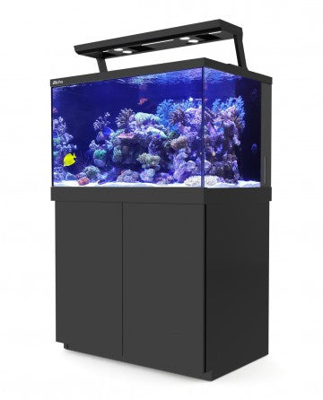 Red Sea MAX S 400 Complete Reef System LED - Black 400 litres - Nature Aquariums