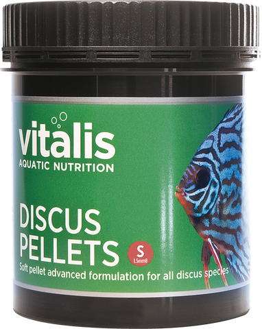 Vitalis Discus Pellets S 300g - Nature Aquariums