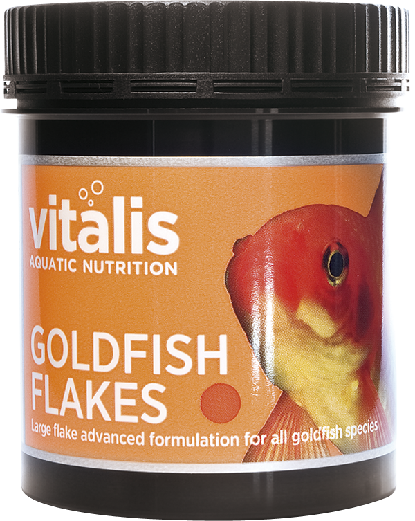 Vitalis Goldfish Flakes 15g - Nature Aquariums
