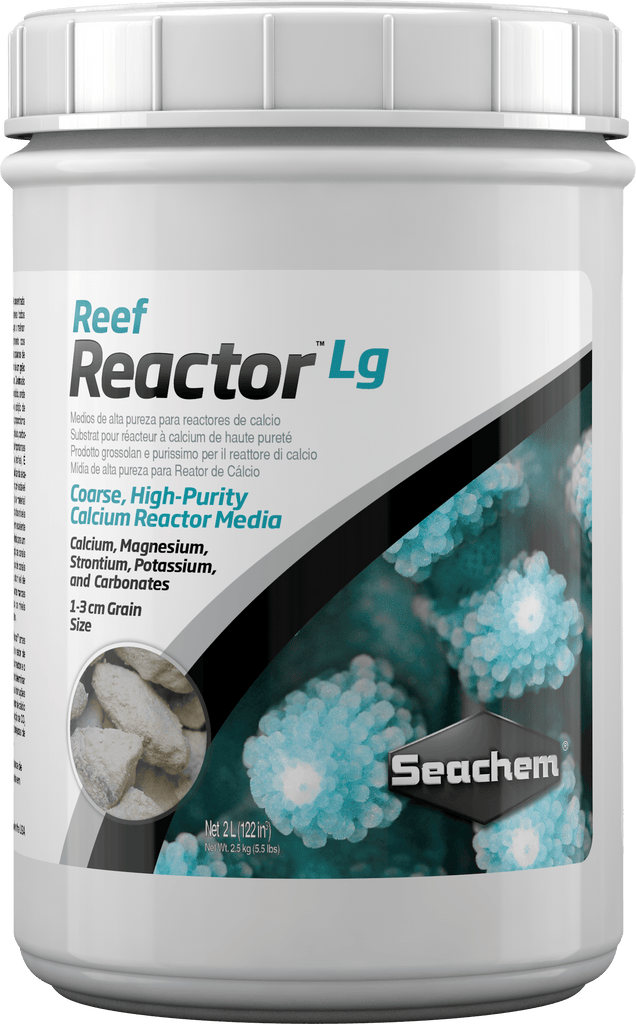 Seachem Reef Reactor Lg - Nature Aquariums