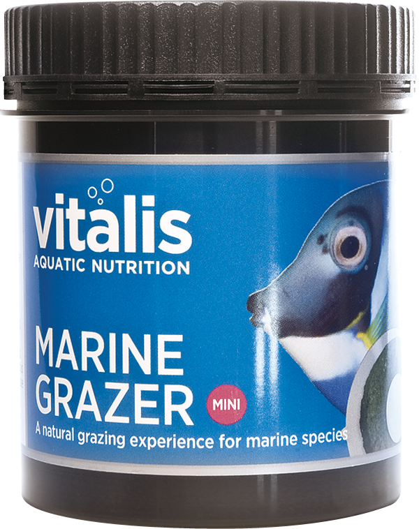 Vitalis Marine Grazer MINI 110g - Nature Aquariums