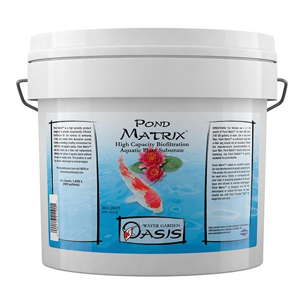 Seachem Pond Matrix 4L - Nature Aquariums