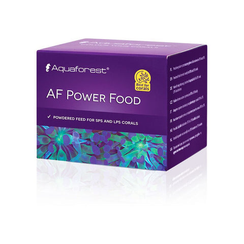 Aquaforest AF Power Food 20g - Nature Aquariums
