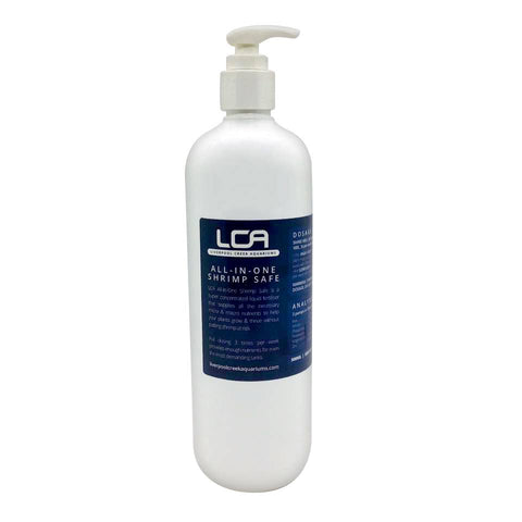 LCA All-in-One (Shrimp Safe) 500ml - Nature Aquariums