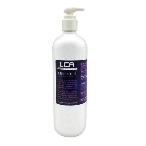 LCA Triple B ( Black Beard Blast ) 500ml - Nature Aquariums