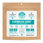 Nomad Nutrition - Plant Based Dehydrated Meals - Caribbean Curry