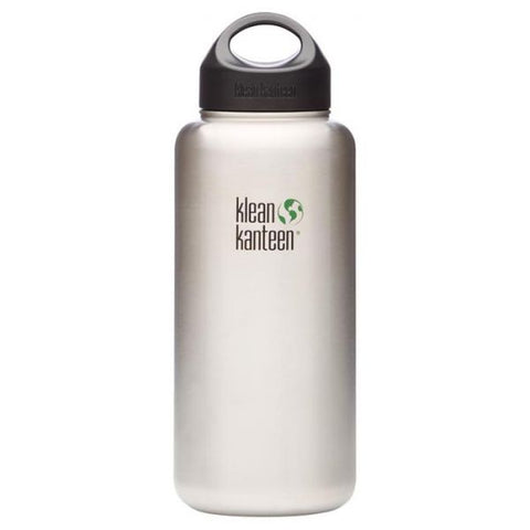 KLEAN KANTEEN - WIDE - 40 oz, SS water bottle