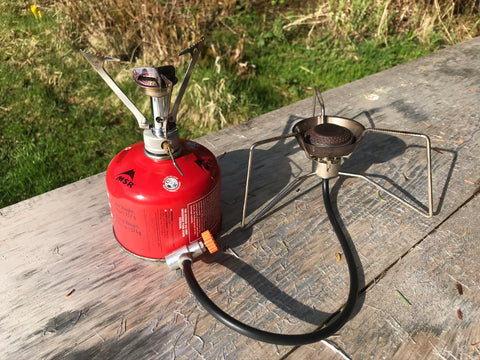 Lightweight Camp Stove Rental