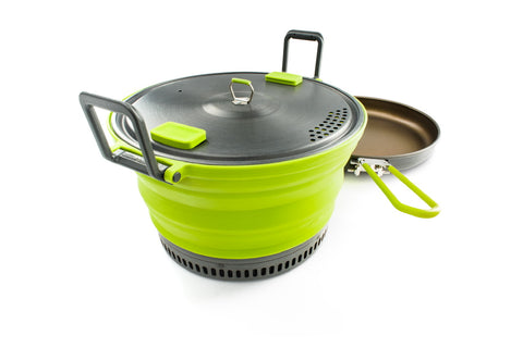 GSI Escape  3L Pot + Frypan