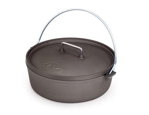 GSI Hard Anodized Dutch Oven 10""