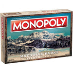 MONOPOLY - NATIONAL PARKS