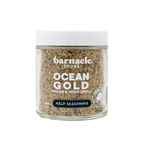 Barnacle Foods -Kelp Seasoning- Ocean Gold