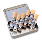 Alaska Salt Co. Salt Sampler 6-pack