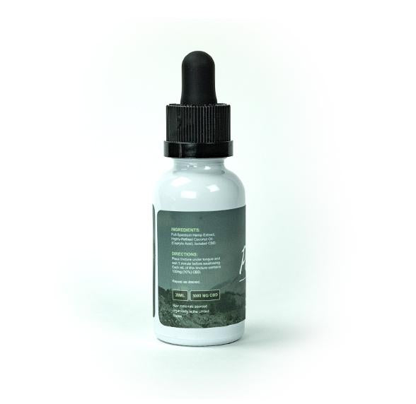 Tincture 3000mg CBD Full-Spectrum | Naturally Peaked Health Co.