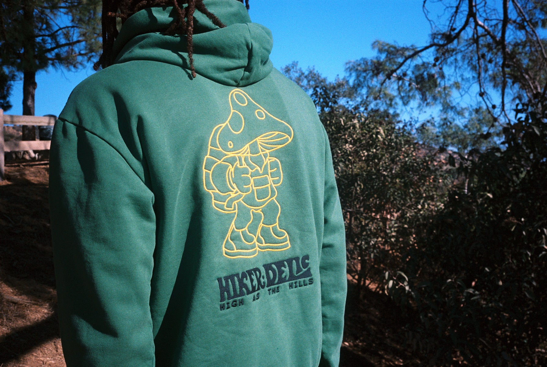 Eric & Derek Hooded Sweatshirt