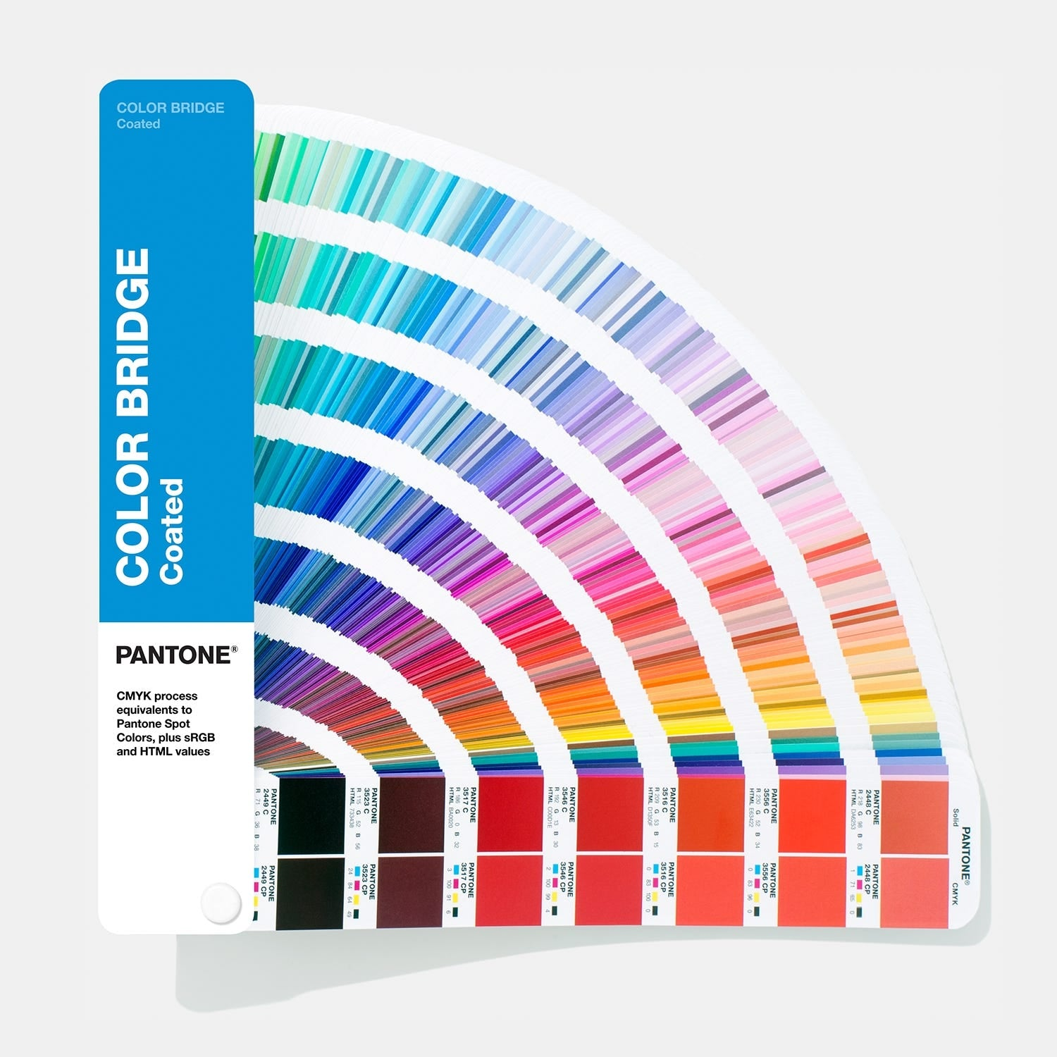 Pantone Coated Color Bridge