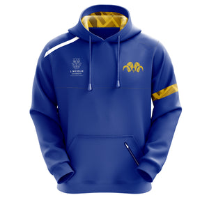Lincoln University Mens Pullover Hoodie