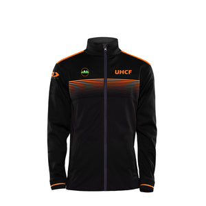 Upper Hutt City Football junior Mesh Lined Full Zip Jacket