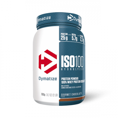 ISO-100 HYDROLYZED (900G)