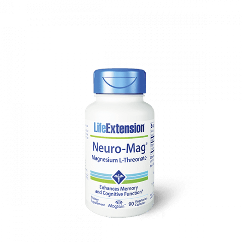 NEURO MAGNESIUM L-THREONATE (90 CAPS)