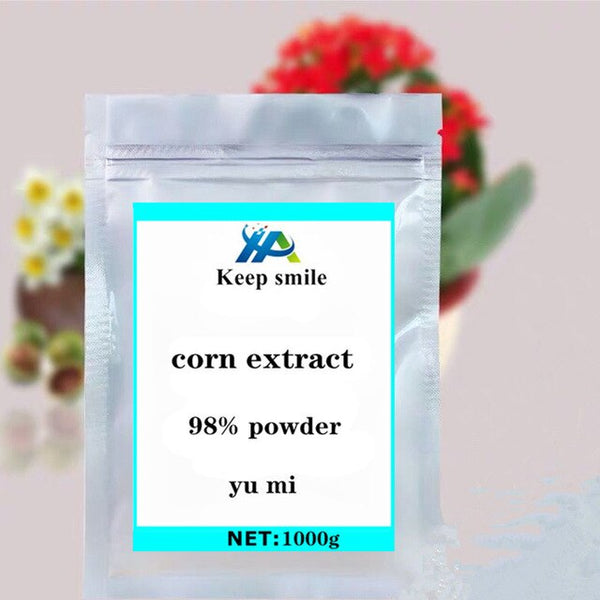 Natural organic Corn cellulose  extract powder sports nutrition supplements reduce cholesterol prevent constipation rectal