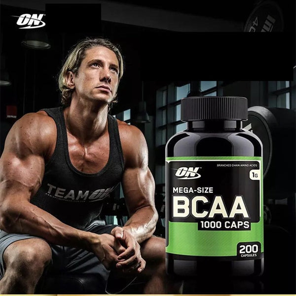 ON Optermon BCAA Branched Chain Amino Acids Capsules 200 Granules 200pcs/400pcs