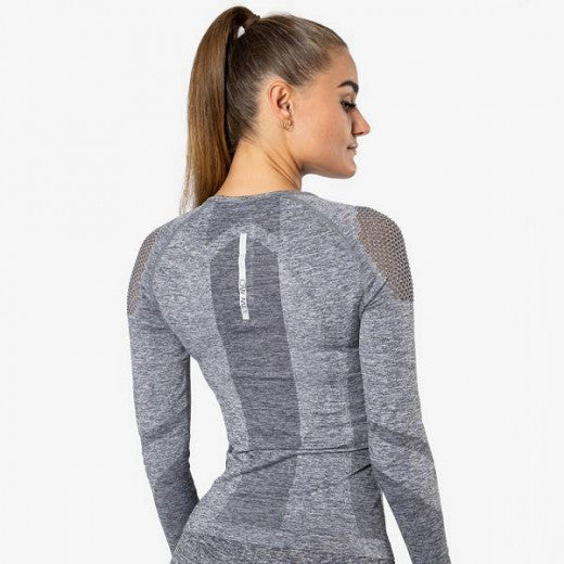 QUEEN MESH LONG SLEEVE