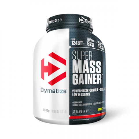 SUPER MASS GAINER (2943G)