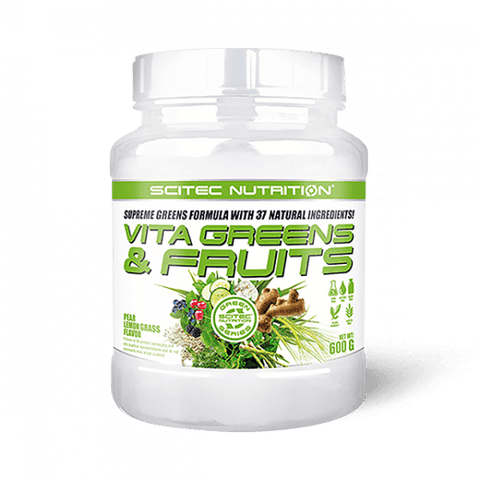 VITA GREENS & FRUITS (600G)