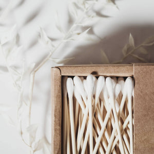 Bamboo Cotton Buds (200 Pack)