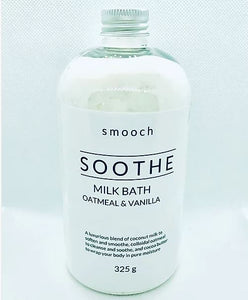 Soothe Milkbath Oatmeal and Vanilla