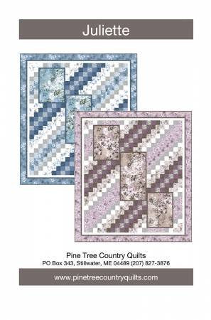 Juliette Pink Quilt Kit