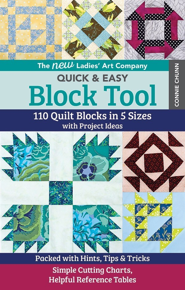 The New Ladies Art Company Quick & Easy Block Tool