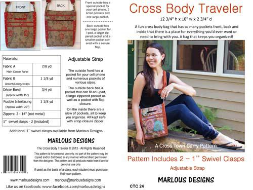 The Cross Body Traveler