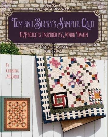 Tom & Beckys Sampler Quilt