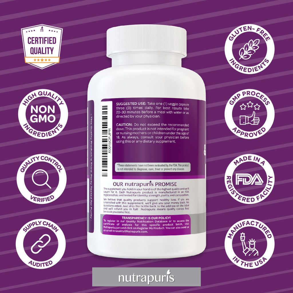 Forskolin with L-Carnitine Weight Loss Supplement