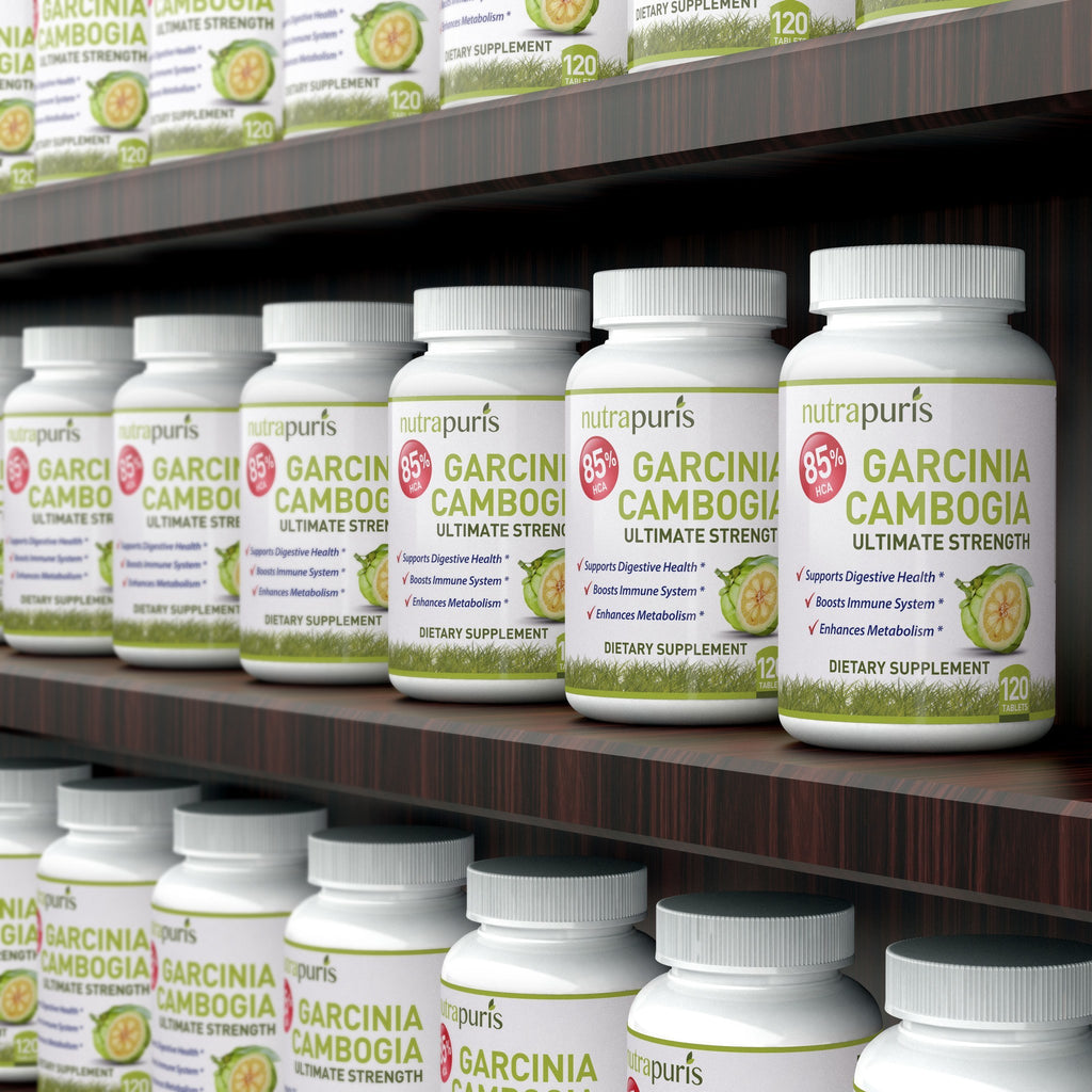 Weight Loss Supplement - Garcinia Cambogia 85% Ultimate Strength