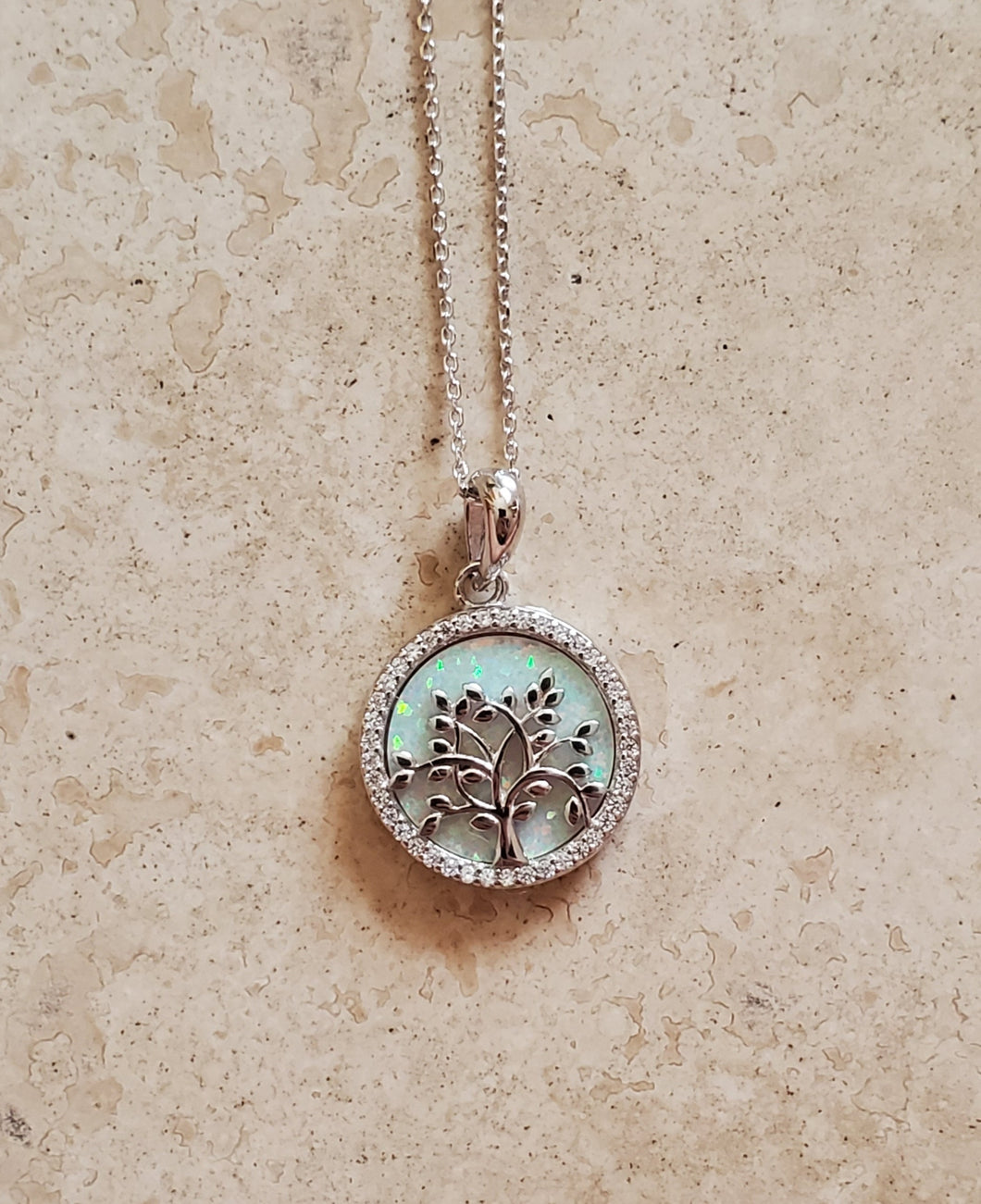 Tree of Life with Opal
