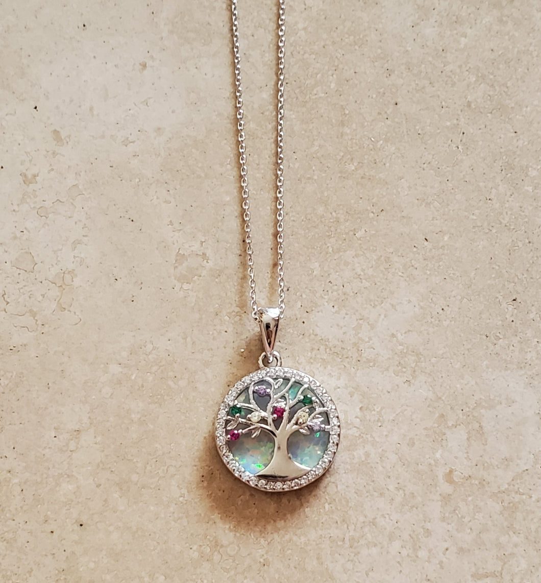 Multi-Color CZ Tree of Life