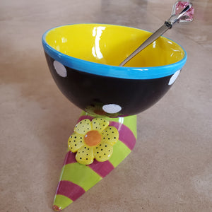 Shoe Honey Bowl