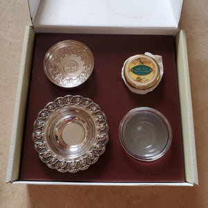 Sterling Silver Honey Dish