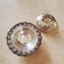 Load image into Gallery viewer, Sterling Silver Honey Dish