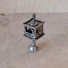 Load image into Gallery viewer, Small Sterling Silver Dreidel