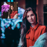 Neon Portrait fashion Filters