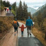Family Hiking Photo Preset Outdoor