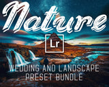 Nature Wedding And Landscape Preset Bundle